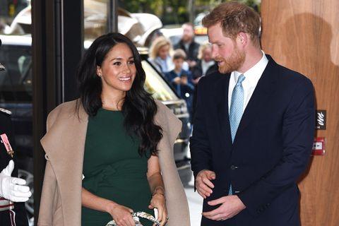 Enrique de Inglaterra y Meghan Markle se 'independizan' de la familia real británica y vivirán en América del Norte