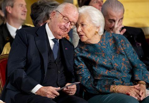 El rey Alberto de Bélgica admite que Delphine Böel es su hija biológica