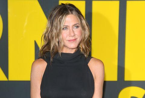 Jennifer Aniston invita a Brad Pitt a su fiesta de Navidad