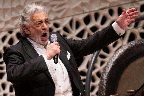 Se cancelan conciertos de Plácido Domingo