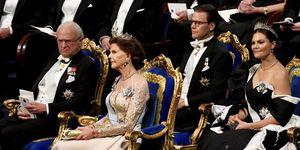 Victoria de Suecia elige el mejor vestido para los Premios Nobel