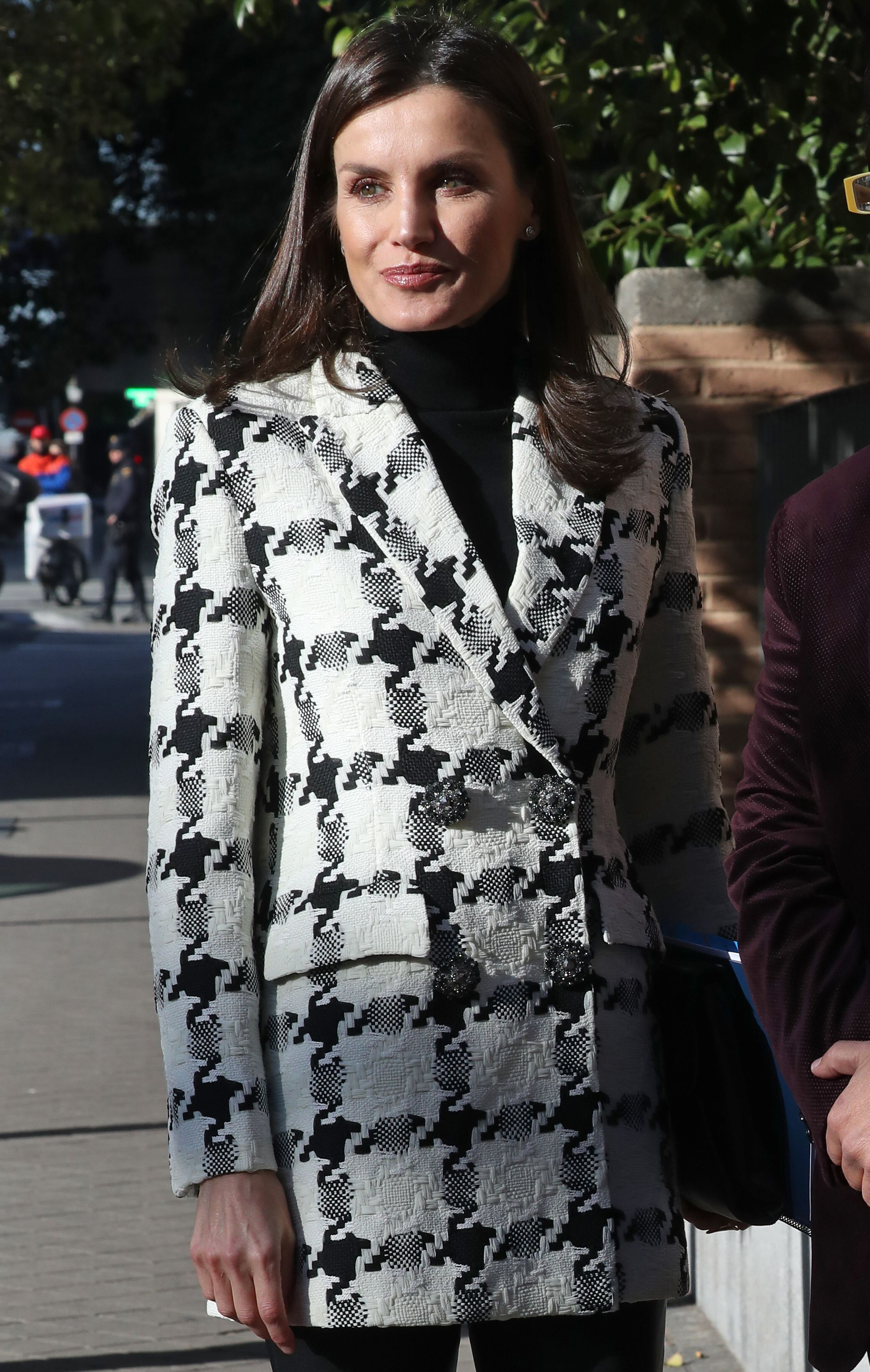 Letizia de la la El reina 'looks' estilo Los Letizia de Reina Ovn0wN8my