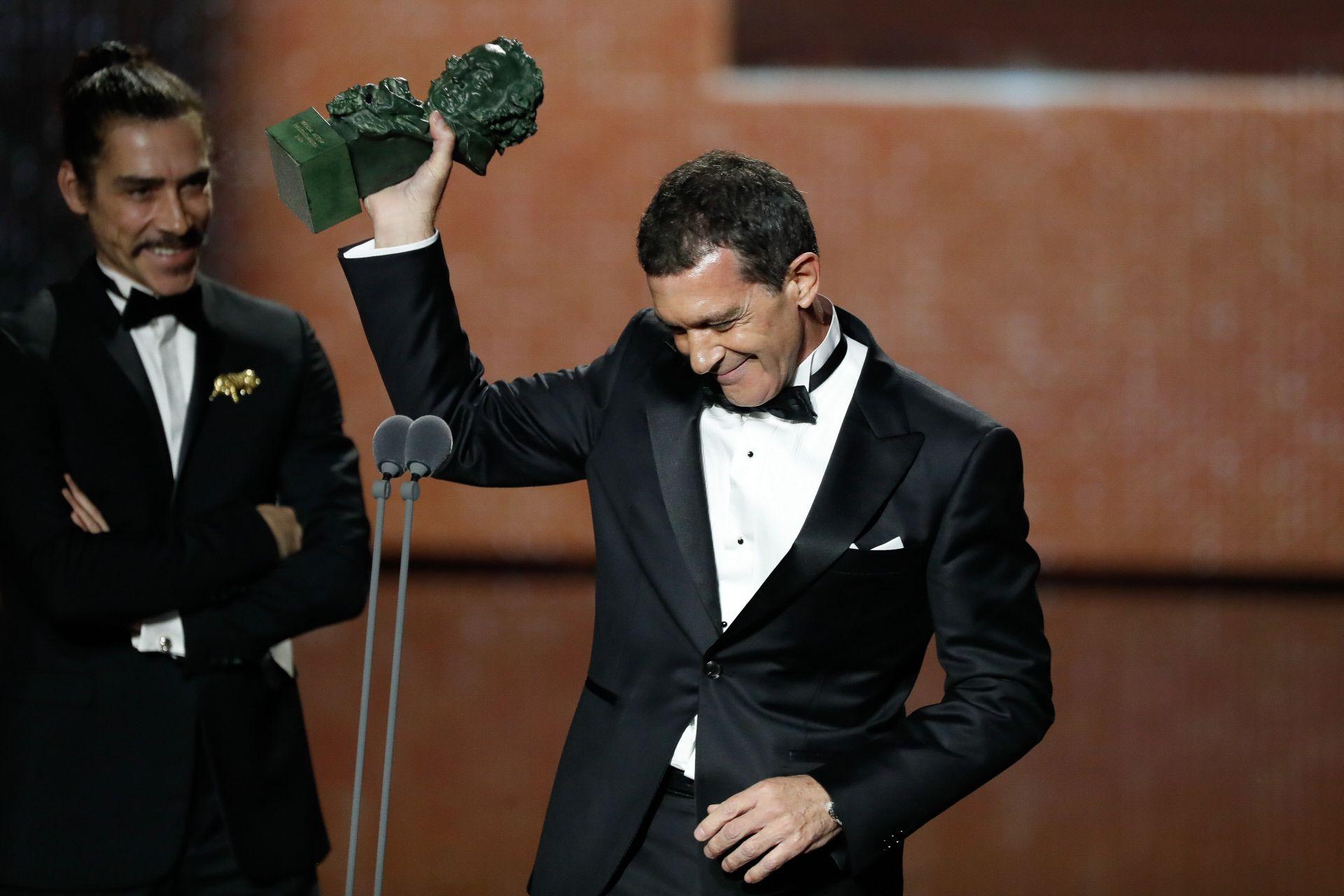 Antonio Banderas, Mejor Actor por 'Dolor y Gloria'