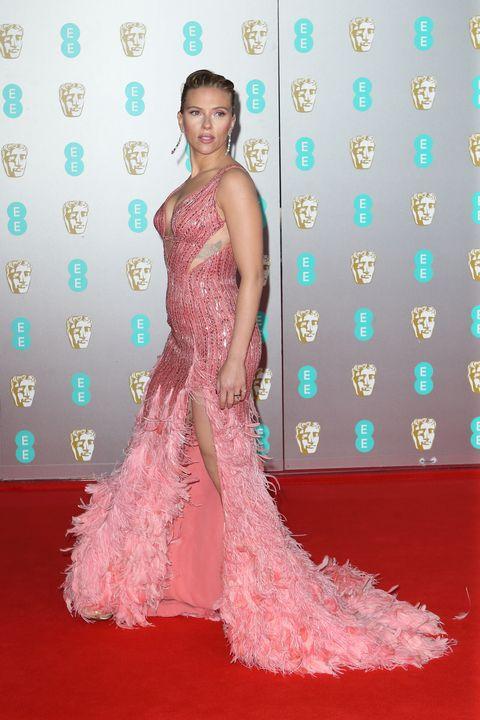 Scarlet Johansson como una de las mejores vestidas