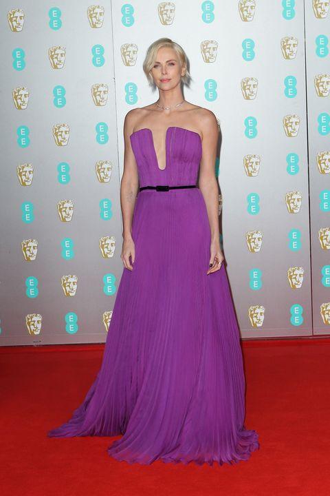 Charlize Theron triunfa en los premios Bafta