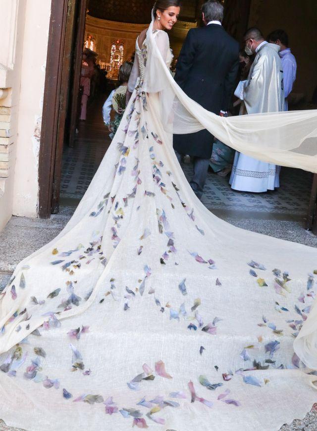 boda de maría corsini