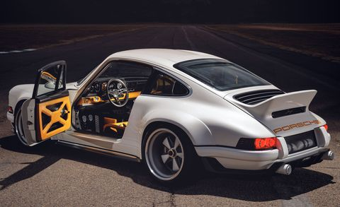 Singer and Williams's Wildly Reimagined 500-HP Porsche 911 Is Beyond Incredible