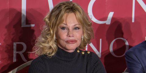 Melanie Griffith cumple 61 años