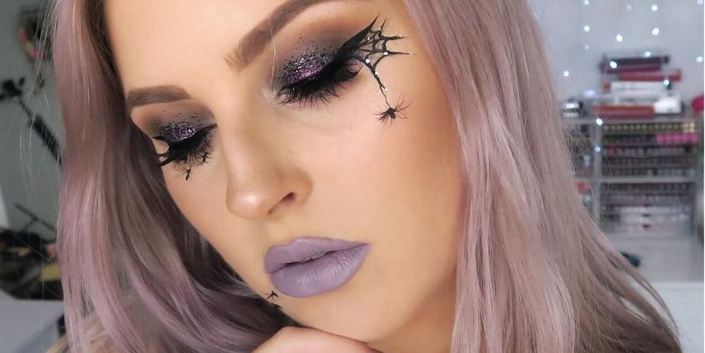 This Youtuber Has A Genius Halloween Hack For Your Old False Eyelashes