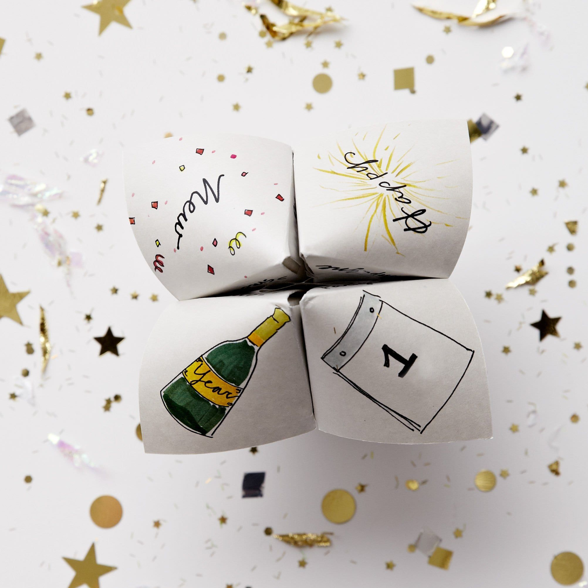 15 New Year's Games for Kids and Adults - Games to Play on New Year's Eve