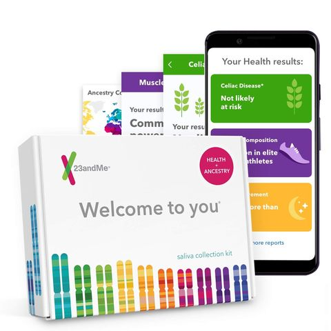 Amazon Prime Day: 50% off 23andMe DNA kits plus year's subscription to Ancestry UK