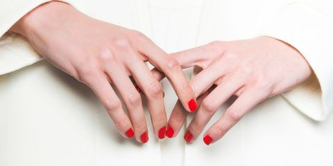 How One Woman S Acrylic Nails Reportedly Caused Melanoma Karolina Jasko Nail Cancer
