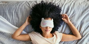 What your sleep issues are trying to tell you - Women's Health
