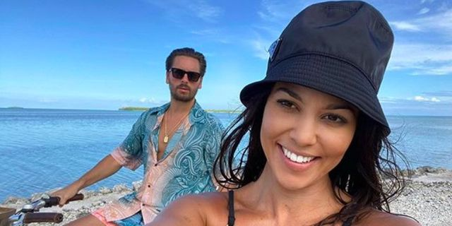Fans hope Scott Disick And Kourtney Kardashian's New Pics Mean They're Back Together