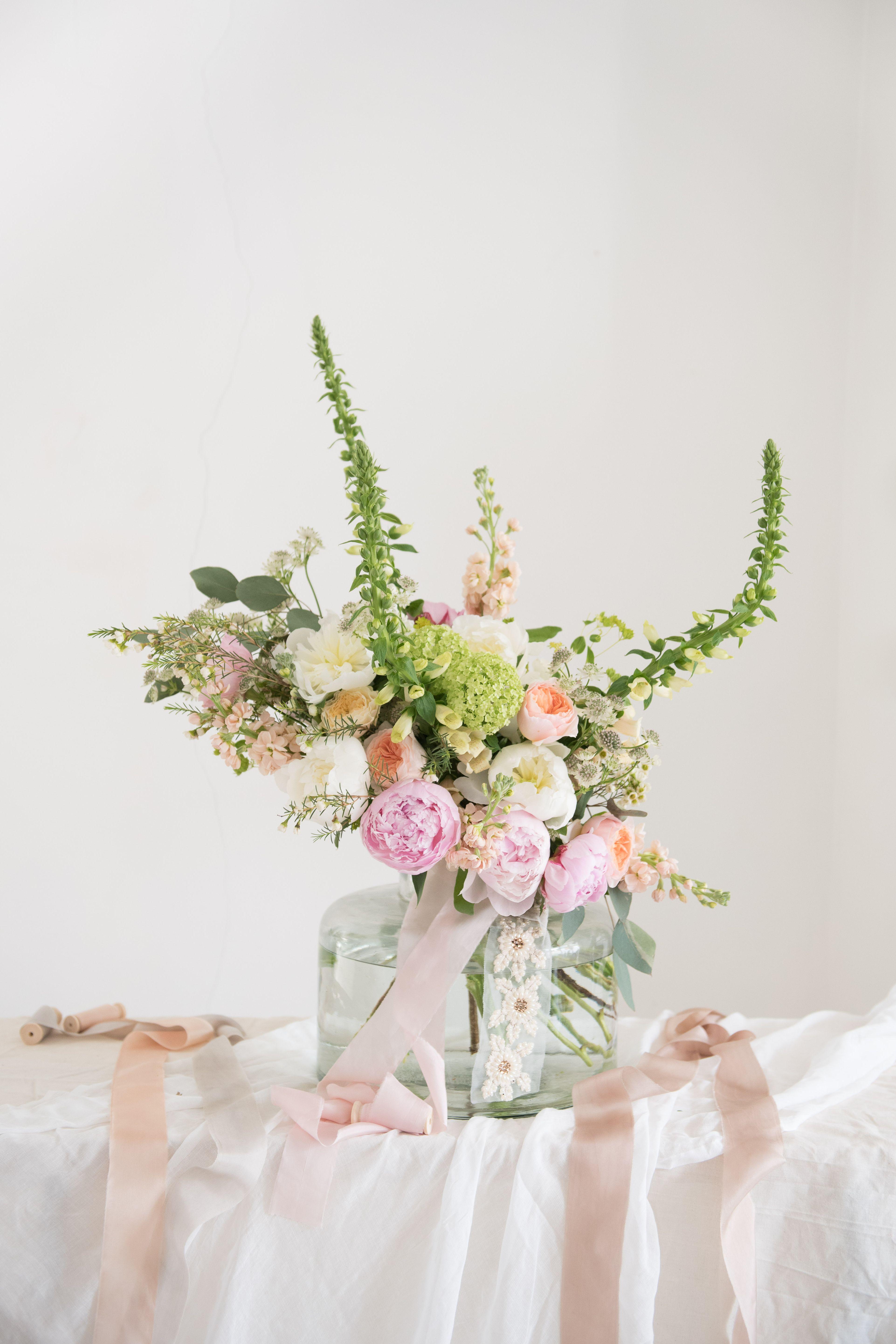 Dobbies flower arrangement