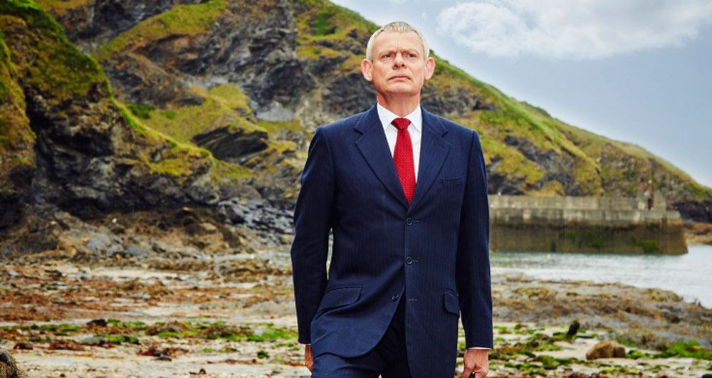 Doc Martin return date confirmed - and it's so soon