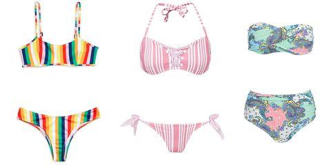 Bikinis verano imprescindibles
