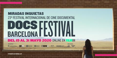 imagen promocional de docsbarcelona 2020