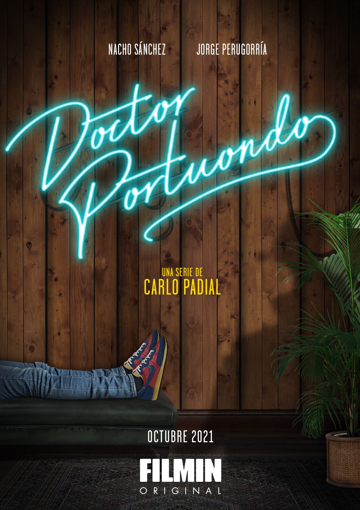 Doctor Portuondo, primera serie original de Filmin - Carlo Padial