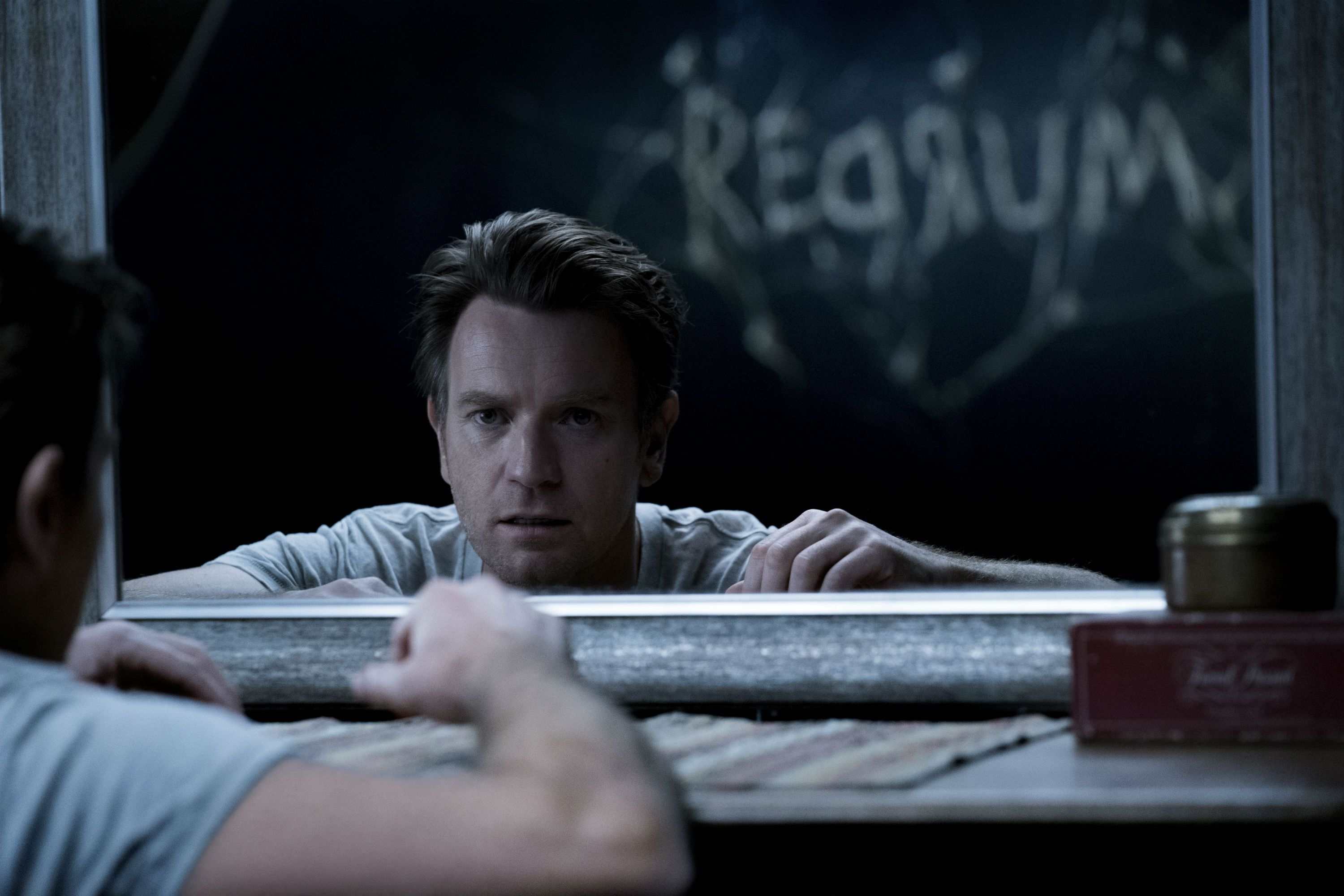 Who's playing *that* major cameo role in Doctor Sleep?