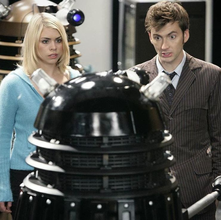 Why Doctor Who was banned from using the Daleks