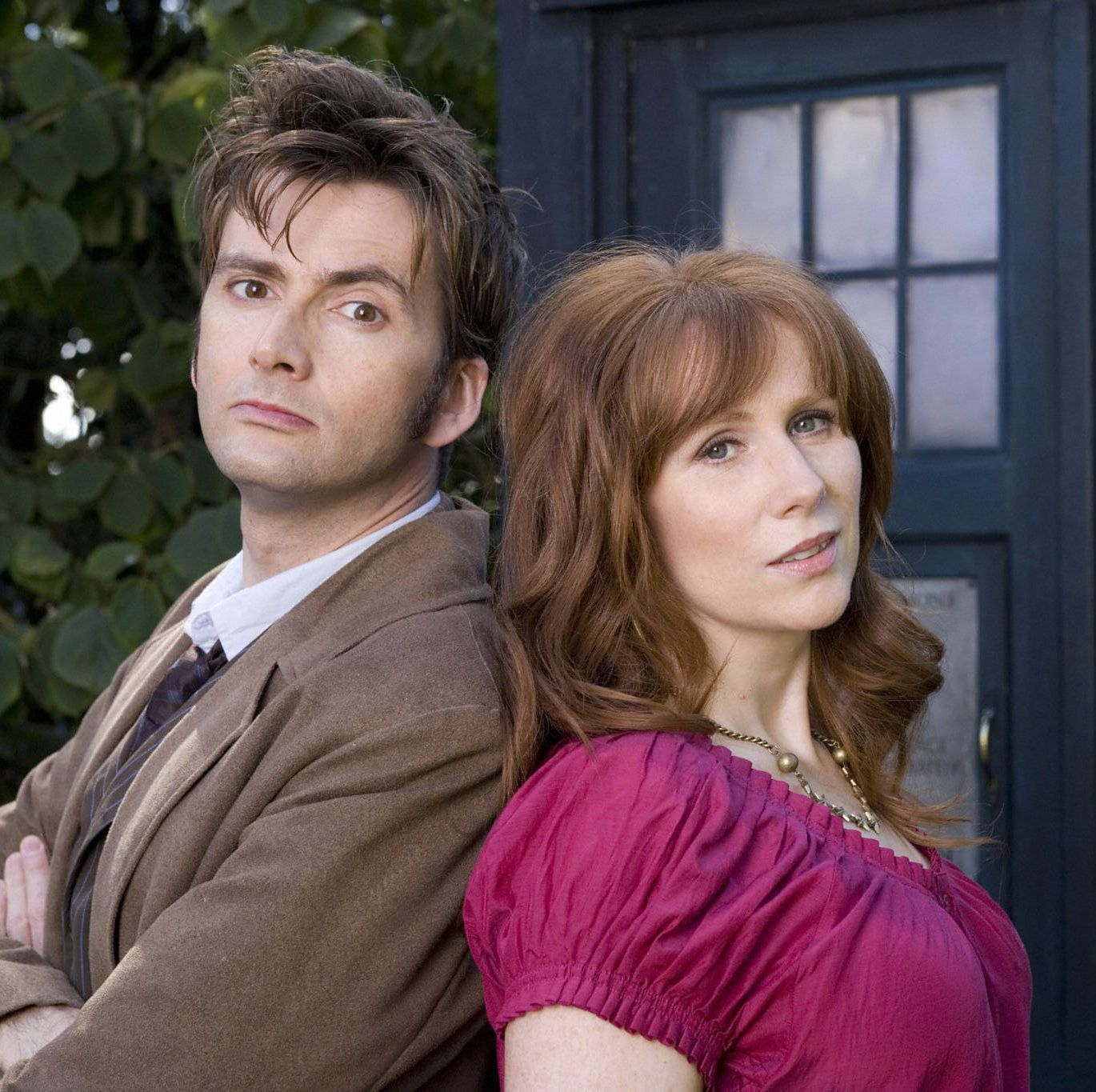 Doctor Who series 4 with David Tennant getting Blu-ray Steelbook release