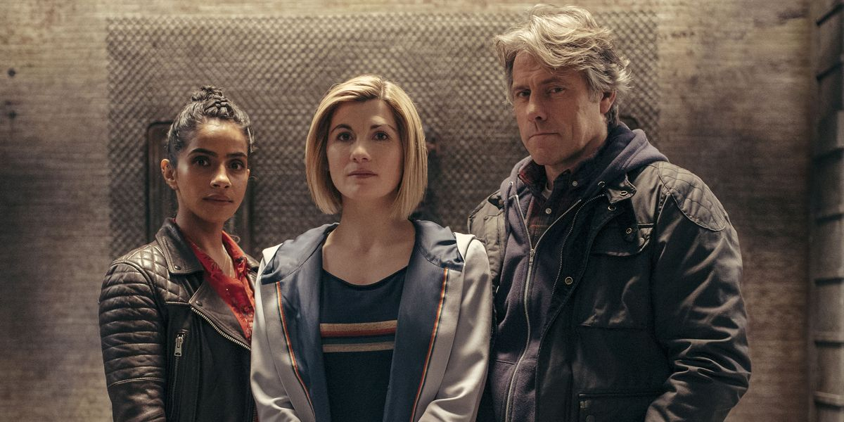 Doctor Who: Flux's Halloween episode unveils first look at John Bishop character