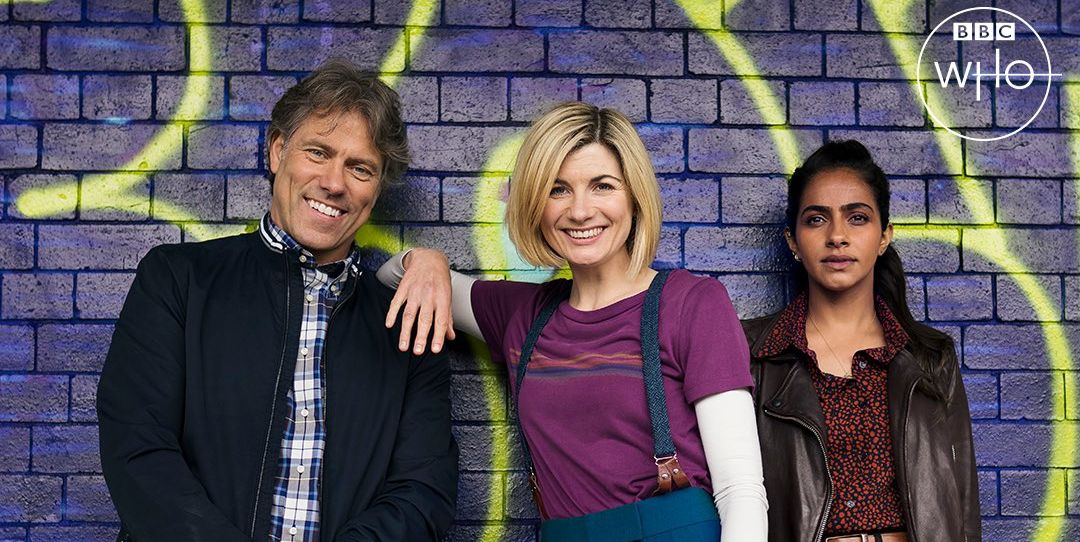 Doctor Who star John Bishop discusses Jodie Whittaker's departure