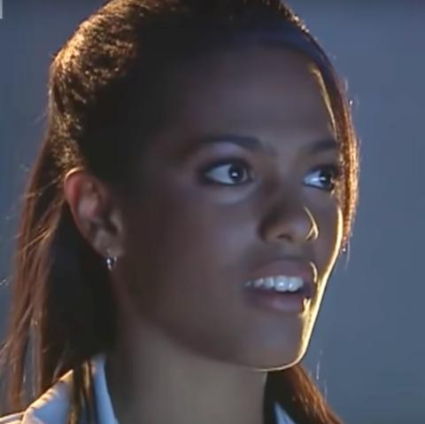 Doctor Who's Freema Agyeman as Martha Jones