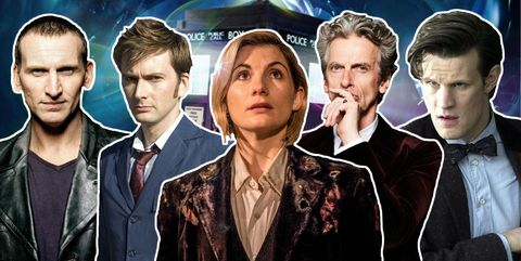 All 11 Series Of Doctor Who Ranked From 2005 To 2018