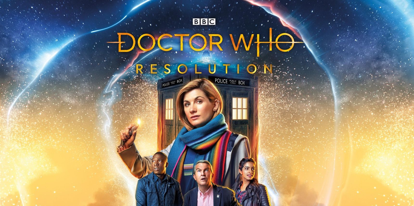 Doctor Who New Year's Day special, Resolution