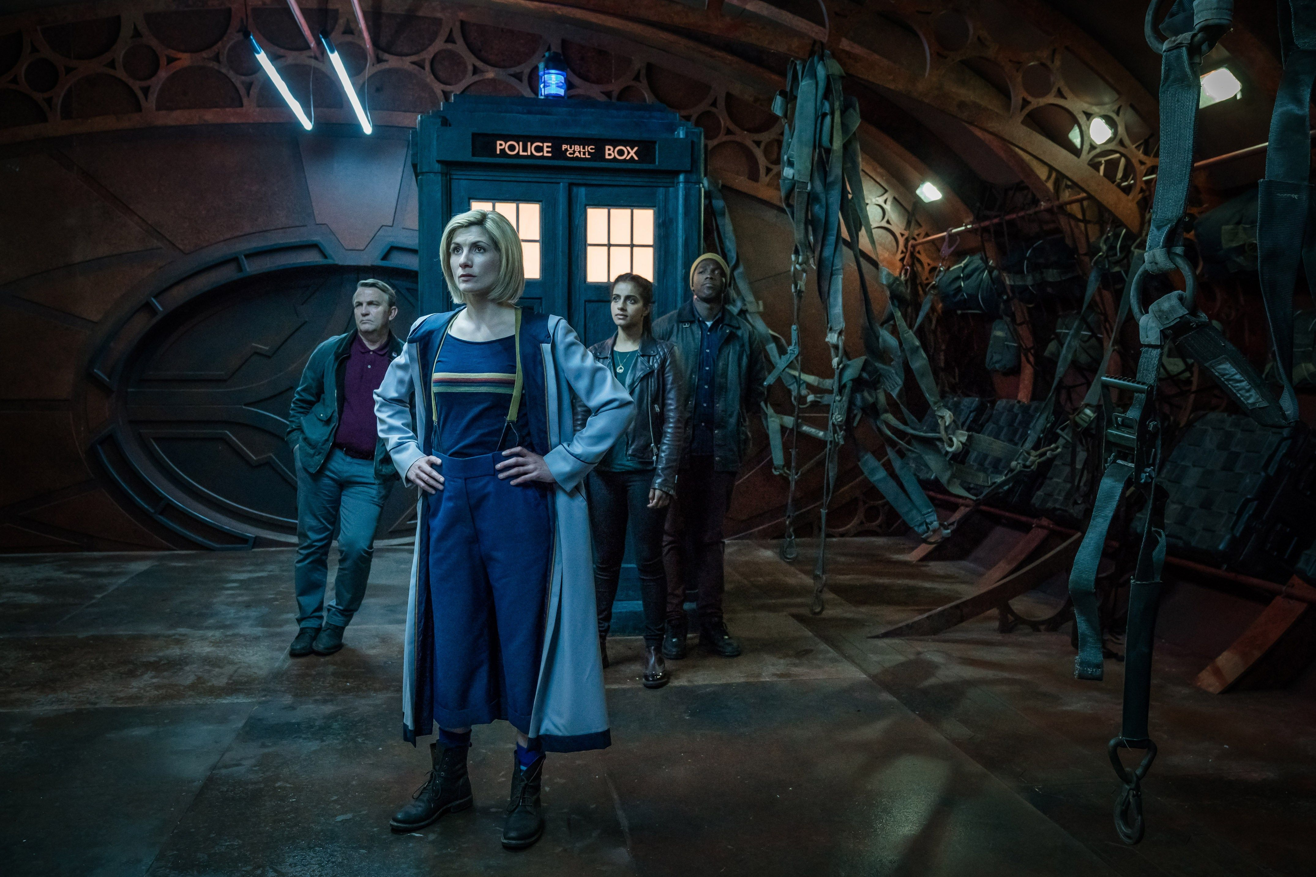 Christmas In The Air 2019 Cast Doctor Who season 12 premiere, cast, air date, trailer and