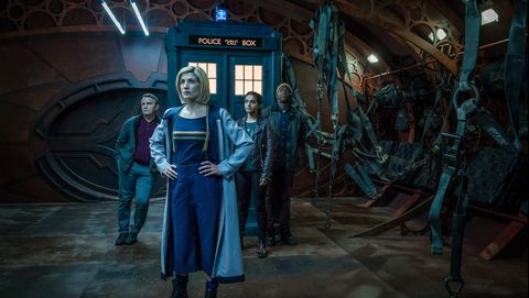 Journey Back To Christmas Cast.Doctor Who Season 12 Premiere Cast Air Date Trailer And