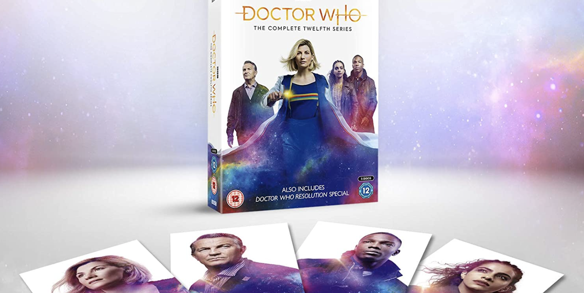 Doctor Who series 12 DVD on sale for more than £20 off
