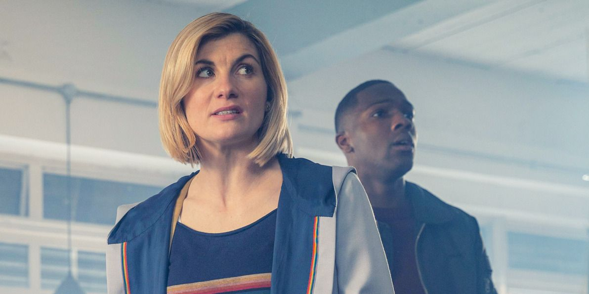 Why Doctor Who's Jodie Whittaker almost wasn't the first female Doctor