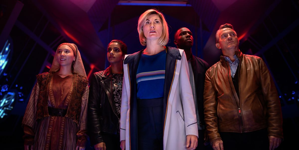 Doctor Who finale plot details promise game-changing twist