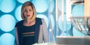 Jodie Whittaker, The Doctor, Doctor Who series 12