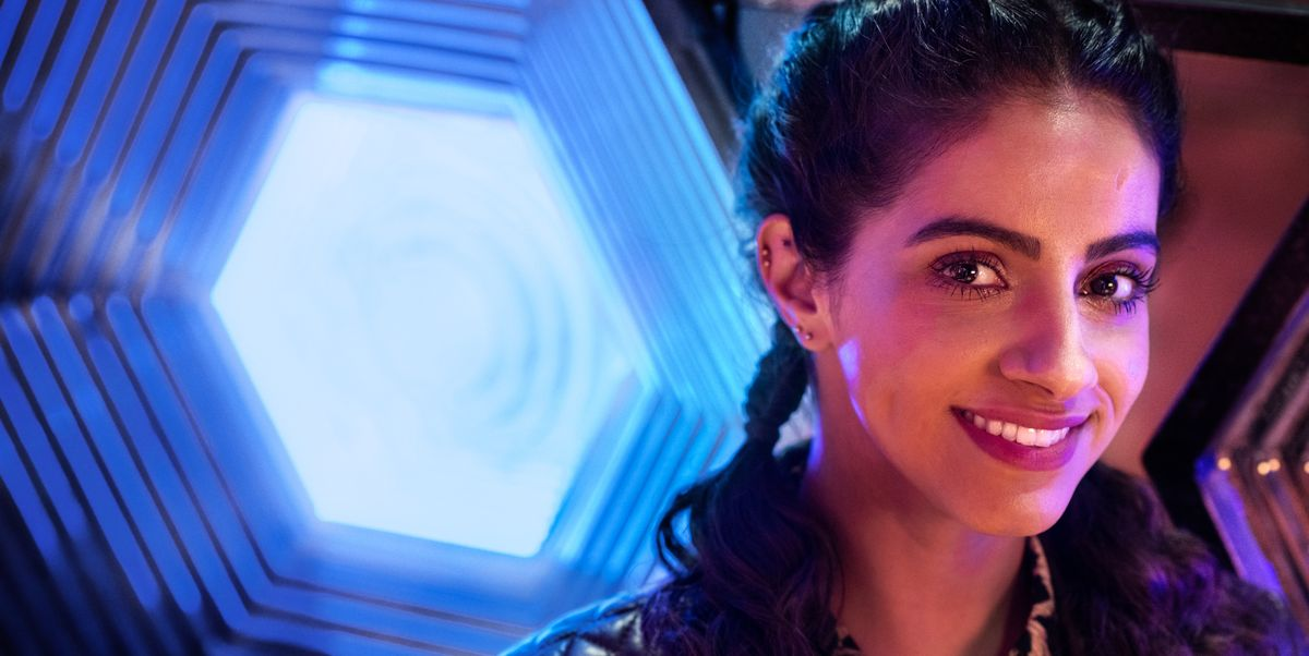 Doctor Who star Mandip Gill doesn't know if she's done with the show