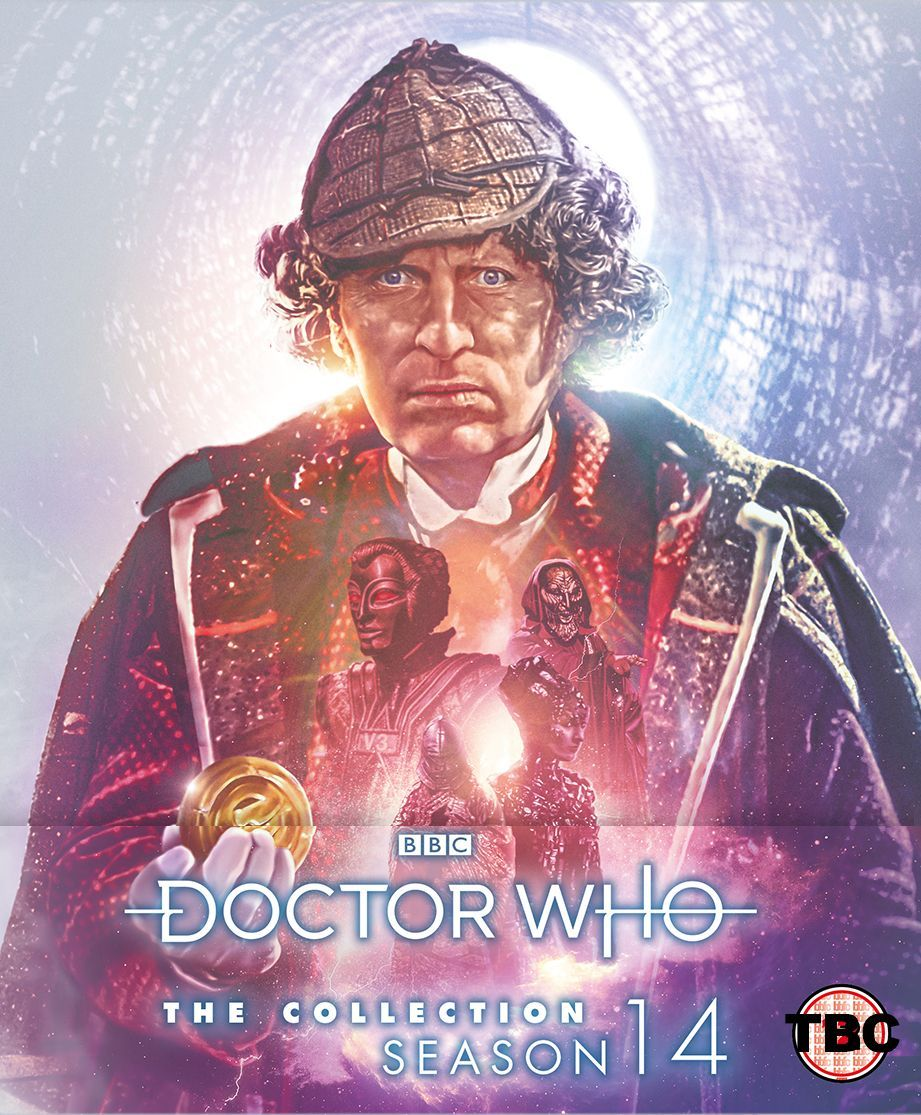 Doctor Who special Blu-ray will feature some of Tom Baker's most iconic stories