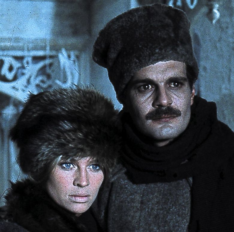 Doctor Zhivago David Lean's adaptation of the beloved book by Boris Pasternak stars Omar Sharif as the titular physician who is torn between two women in a romantic epic set against the backdrop of World War I and the Russian Revolution