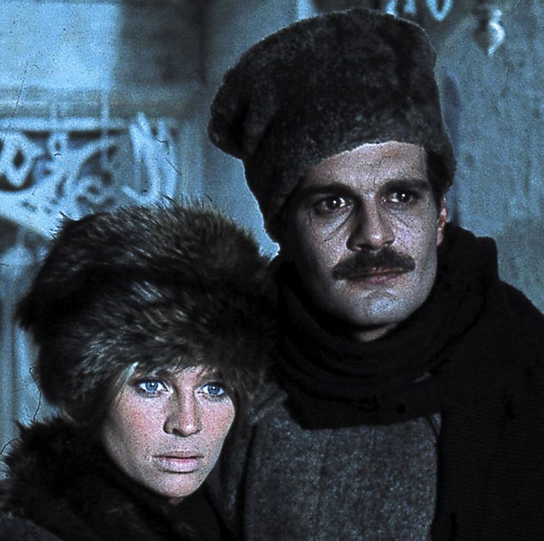 Doctor Zhivago David Lean's Oscar-winning adaptation of the beloved book by Boris Pasternak stars Omar Sharif as the titular physician who is torn between two women in a romantic epic set against the backdrop of World War I and the Russian Revolution
