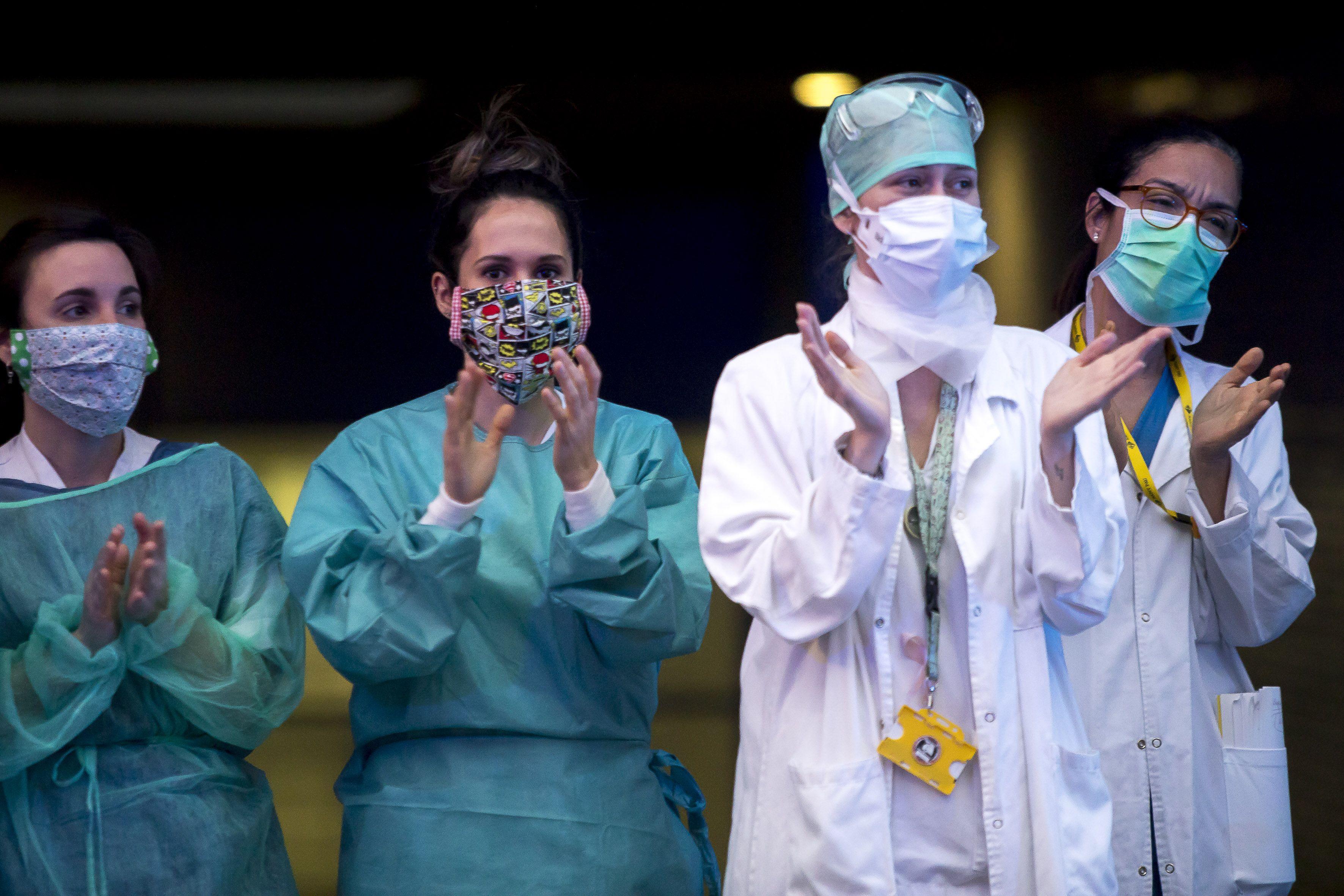 Enfermer@s, médic@s... Ellos son los auténticos influencers a los que seguir en Instagram