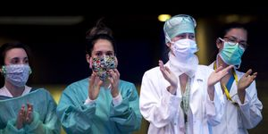 Coronavirus Emergency In Barcelona