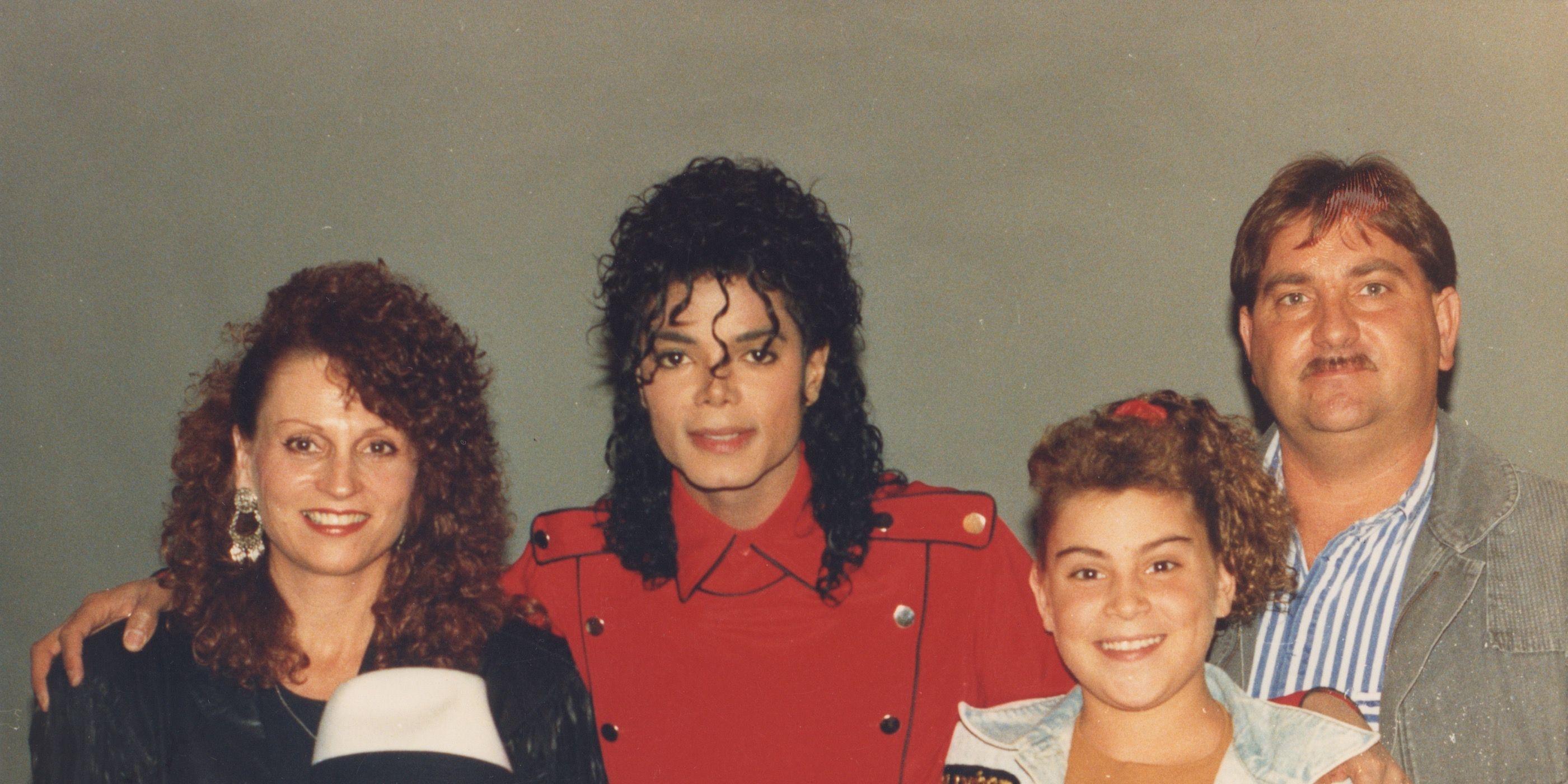 Documental Michael Jackson Leaving Neverland Movistar+ HBO