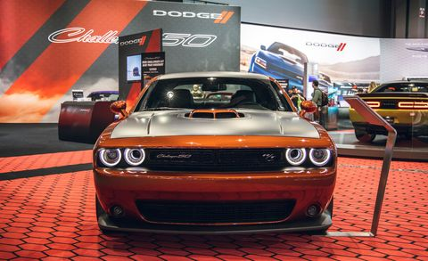 2020 Dodge Challenger Colors.2020 Dodge Challenger Gets 50th Anniversary Appearance Package