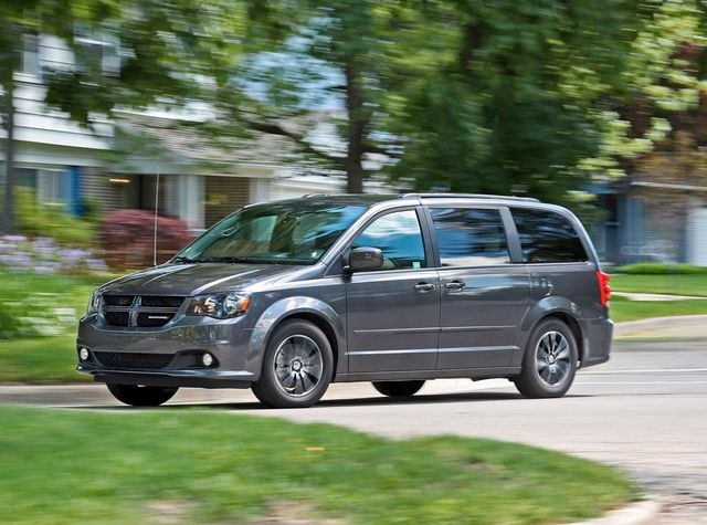 dodge grand caravan gas type 2 Dodge Grand Caravan Review, Pricing, and Specs