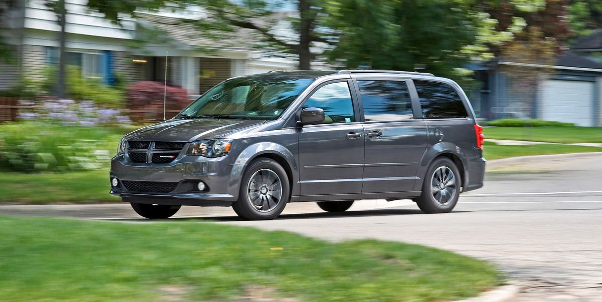 2019 Dodge Grand Caravan Review Pricing And Specs