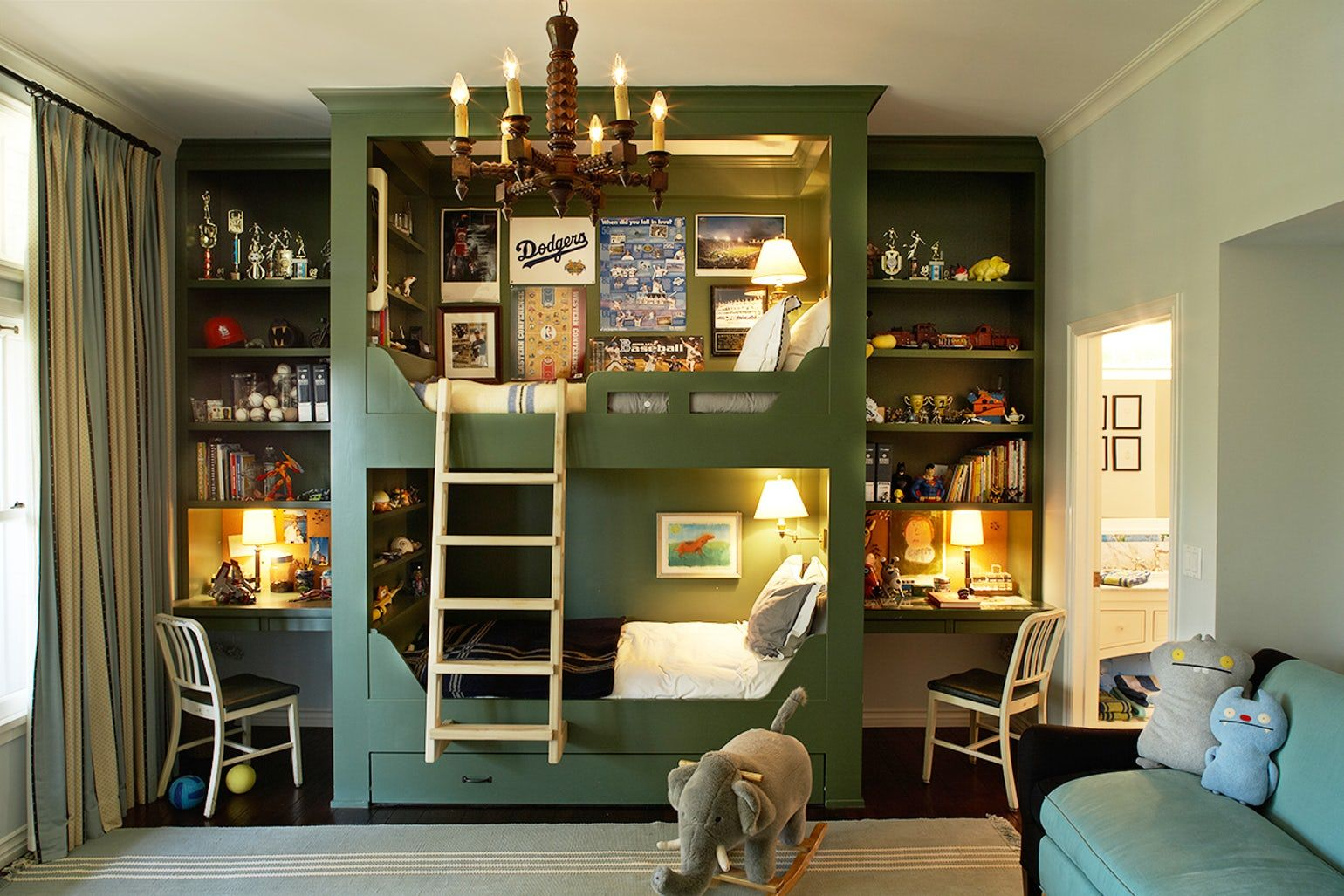 Best Boys Rooms & 20 Amazing Boys Room Ideas - How to Decorate a Boys Bedroom