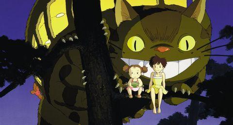 吉卜力動畫的5大「恐怖傳說」!《神隱少女》差點淪為妓女、《龍貓》的姐妹其實溺水死了?