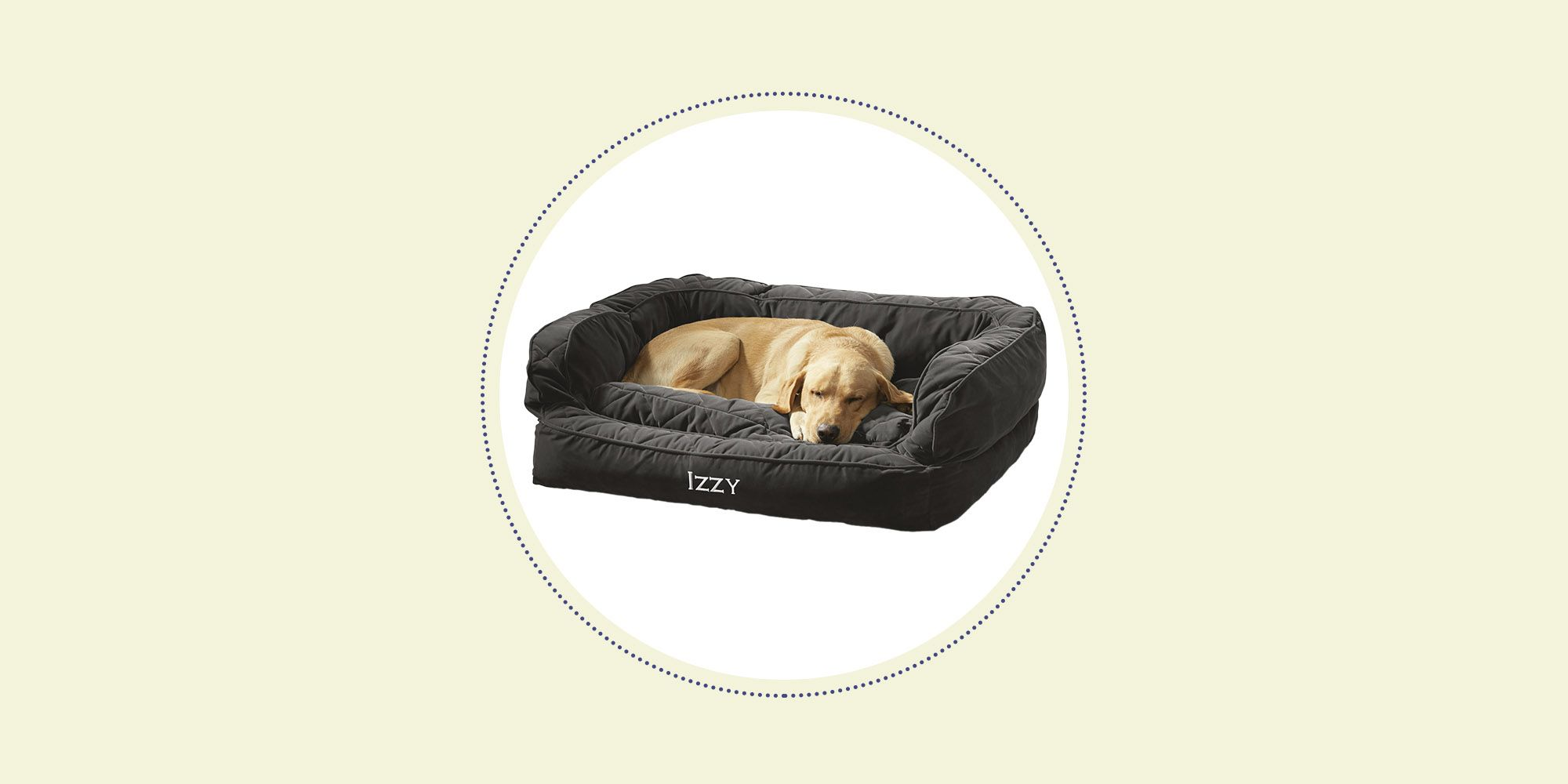 Orvis UK launches a dog bed made from 250 recycled plastic bottles